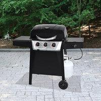 Backyard Grill 3-Burner LP Gas Grill & Your Choice of Mr. Bar-B-Q Tool Set