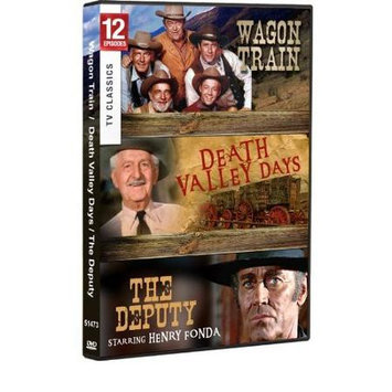 Aec Wagon Train/Death Valley Days/The Deputy [2 Discs] - DVD