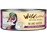 Best Friend Products Corp Wild Calling Inland Waters Duck Can Cat Food 24 Pk