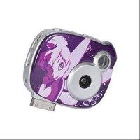 Sakar Vivitar Tinker Bell 7 Megapixel Compact Camera - 1.5 LCD - 3072 x 2304 Image