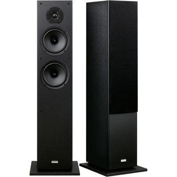Onkyo SKF-4800 2-Way Bass Reflex Floor Standing Front Speaker - Black - Each