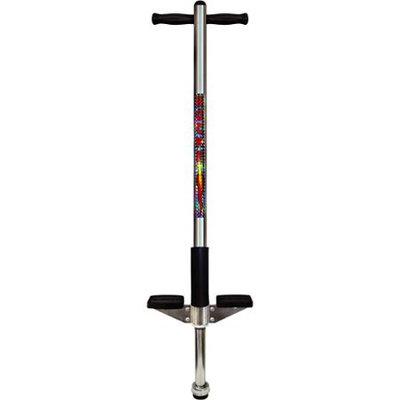 Flybar Maverick Liquid Chrome Rocket Pogo Stick