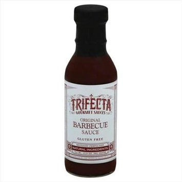 Trifecta Gourmet 13.5 oz. Original Barbecue Sauce Case Of 6