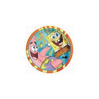 SpongeBob Buddies Dessert Plates - Count (8)