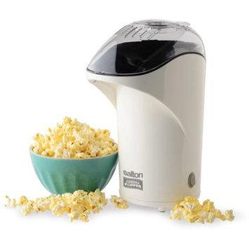 Salton Popcorn Maker, White