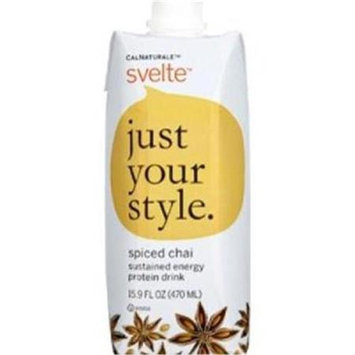 Svelte Just Your Style Spiced Chai (8x11 Oz)
