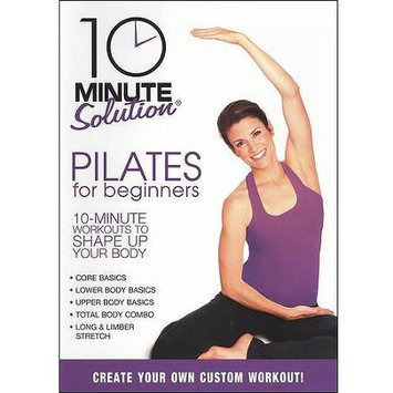 Anchor Bay/starz 10 Minute Solution: Pilates for Beginners (DVD)