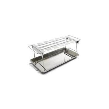 Onward Mfg 64152 Stainless Steel Wing Rack