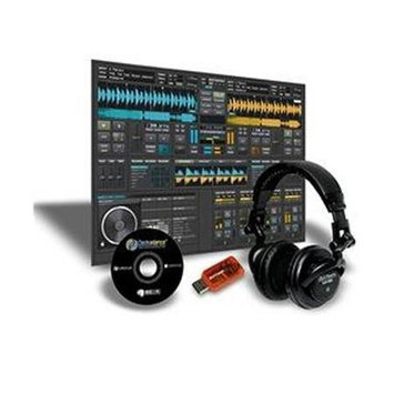 Dj Tech Digimix2020Mkii Mp3 Mixing Package (Headphones, Soundcard, & .