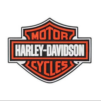 Harley Davidson HARLEY-DAVIDSON BAR & SHIELD RUBBER COASTER SET