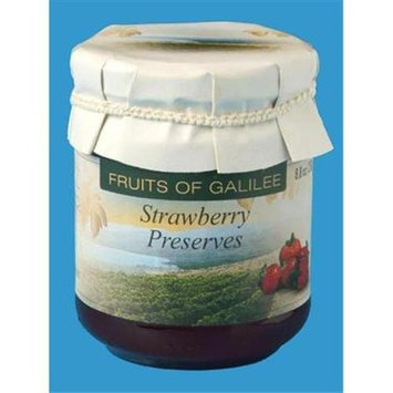Fruits Of Galilee 41459 Food Strawberry Preserves