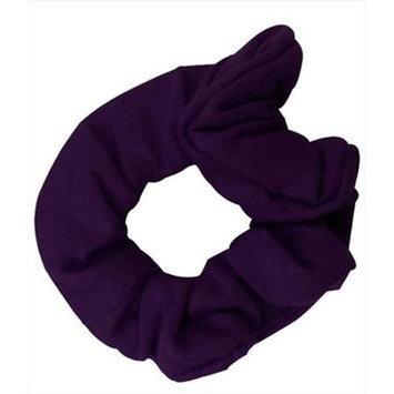 Coveryouhair CoverYourHair 61269 Soft Classy Solid Scrunchy Purple