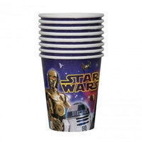 Star Wars 30338680 9 oz. Paper Cups