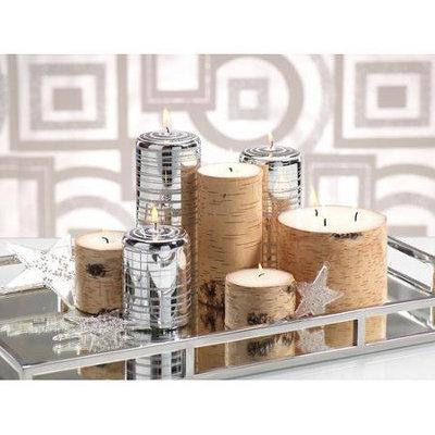 Zodax 6 Piece Pillar Candle Set Size: Tall