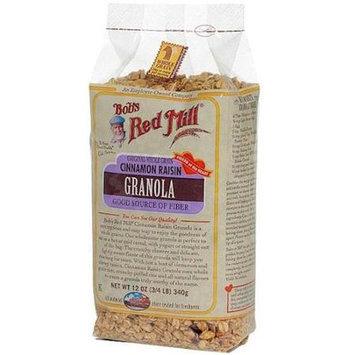 Bob's Red Mill Cinnamon Raisin Granola (1x25LB )