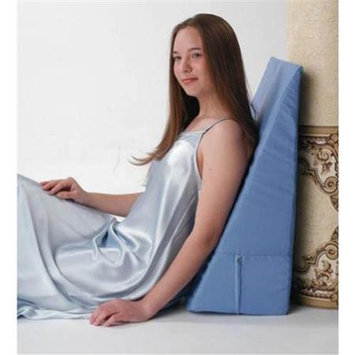 Living Healthy Products AZ-74-5013-12BL Bed Wedge 12 in. Foam Wedge Bed Pillow