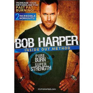 Anchor Bay/starz Bob Harper: Inside Out Method - Pure Burn Super Strength