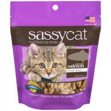Herbsmith Sassy Cat Treats - Wild Caught Salmon