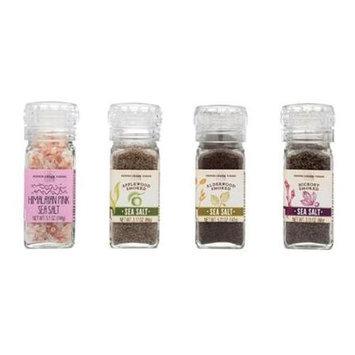 Pepper Creek Farms 601G-GR4 Alderwood Smoked Salt With Grinder - Pack of 6