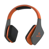 Dvd Jump Stereo Headphones (Orange / Gray