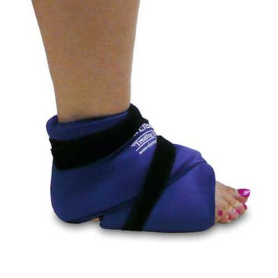 Elastogel Elasto-gel foot & ankle wrap hot / cold therapy gel wrap