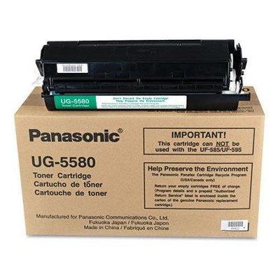 Panasonic Toner Cartridge - Laser - 9000 Page - Black UG5580
