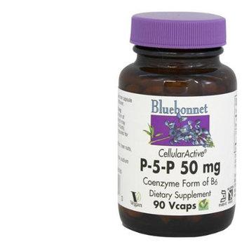 Bluebonnet Nutrition - CellularActive P-5-P - 90 Vegetarian Capsules