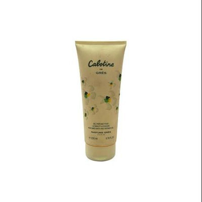 Gres Cabotine Women's 6.76-iunce Perfumed Bath and Shower Gel
