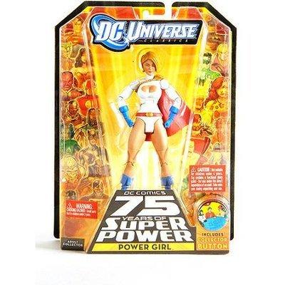 Mattel DC Universe Classics Power Girl Action Figure