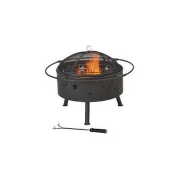OUTDOOR FIREPIT 32IN ROUND MINTCRAFT Outdoor Fireplaces FT-112