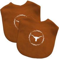 NCAA Texas Longhorns Baby Bib (4Pk)