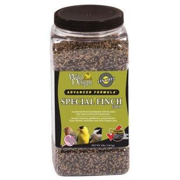 D & D Commodities, Ltd Wild Delight Special Finch Food - 4 lb. Jar