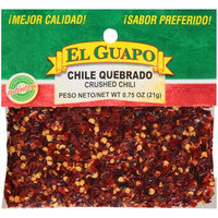 El Guapo Chili Chrushed 0.75-Ounce -Pack of 12