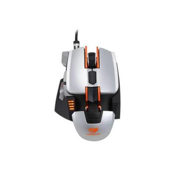 COUGAR 700M MOC700S Silver Wired Laser Aluminum Gaming Mouse