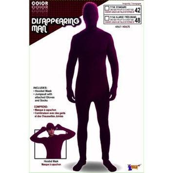 Forum Novelties I'm Invisible Burgundy Child Costume Costume Medium