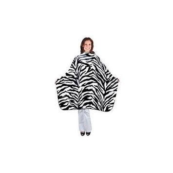 SALONCHIC Zebra Styling Cape CA-4059