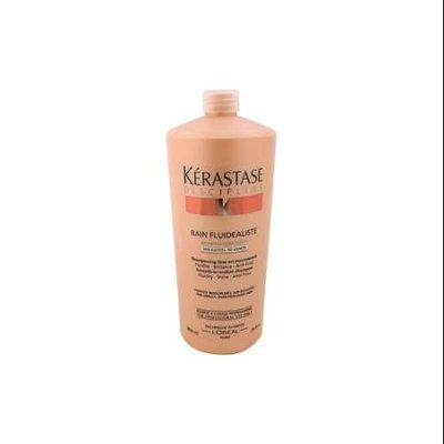 Discipline Bain Fluidealiste No Sulfates Smooth-in-Motion Shampoo by Kerastase for Unisex - 34 oz Shampoo