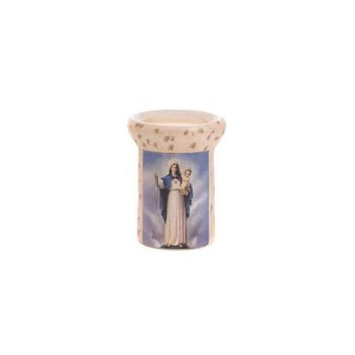 Gifts & Decor Divine Heavenly Mother Mary Home Fragrance Oil Warmer