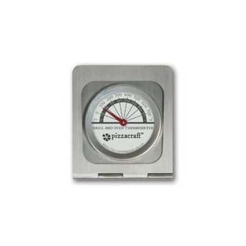 pizzacraft Grill Tools Analog Oven and Grill Thermometer PC0409