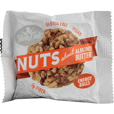Betty Lou's Energy Balls Nuts about Almond Butter 12 Balls
