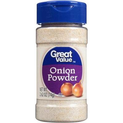Great Value: Onion Powder Seasoning, 2.62 oz