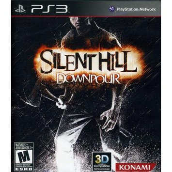 Konami Digital Entertainment Silent Hill: Downpour Playstation3 Game KONAMI