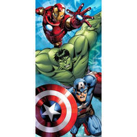 Marvel Avengers Charging Assembly Beach Towel