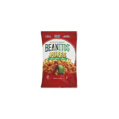 Beanitos - Bean Puffs Hot Chili Lime - 3 oz.