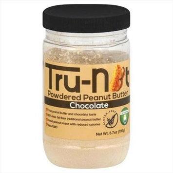 Tru-Nut Powdered Peanut Butter Chocolate 6.7 oz
