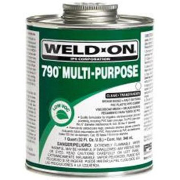 Ips Corporation 451199 Weld-On Cement Multi-Purpose Clear