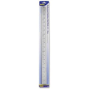 Helix Rulers Professional Ruler, 18