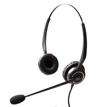 Cortelco VT5000UNC-D Binaural Headset With Noise Cancelling