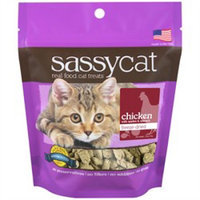 Herbsmith Sassy Cat Freeze Dried Chicken Cat Treats 1.25 oz.