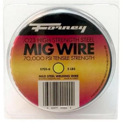 2 Pound .023 Mig Wire Spool 42290 by Forney Industries